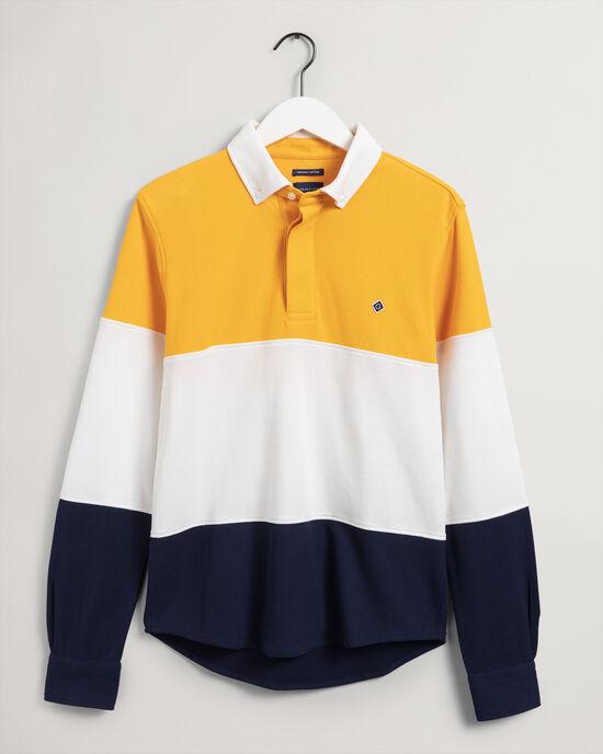 Chemise Rugger en jersey à manches longues