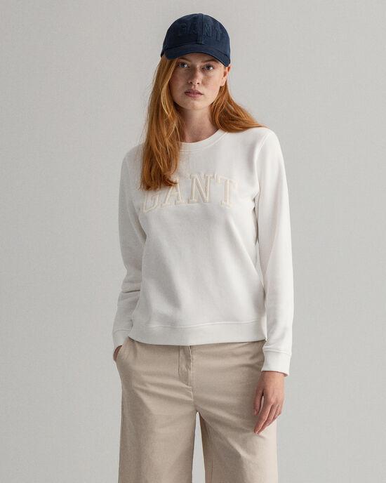 Arch Logo sweatshirt met ronde hals