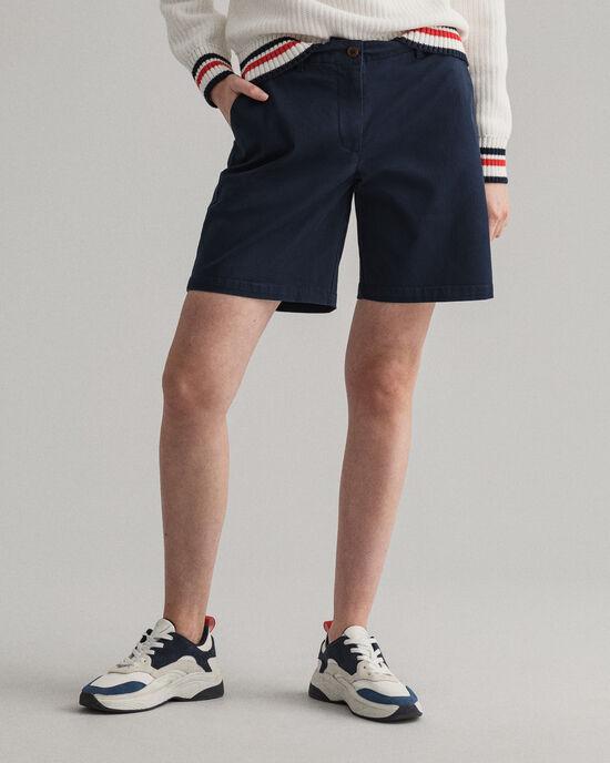 Short chino slim fit Classic