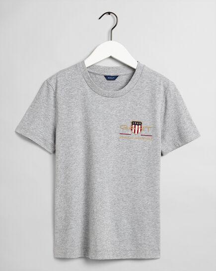 T-shirt Archive Shield