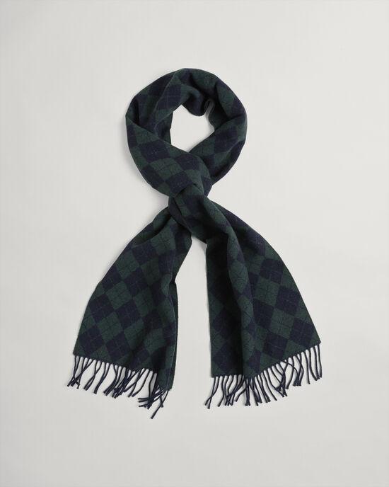 Argyle sjaal
