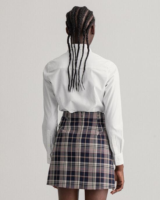 Oxford-hemd met stretch