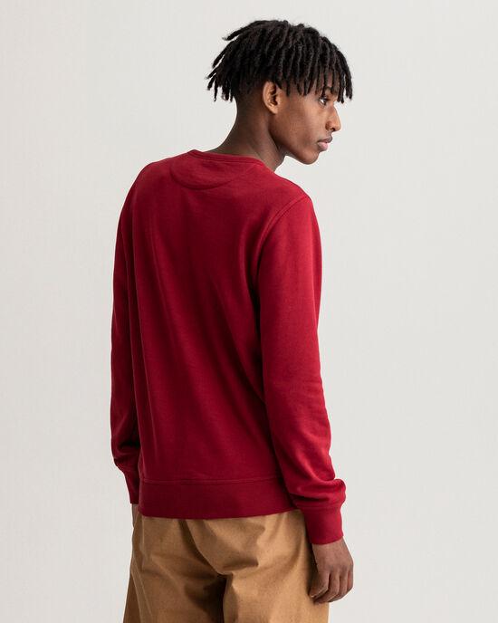 Archive Shield sweatshirt met ronde hals