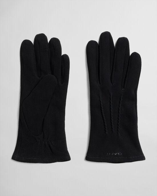 Suède handschoenen