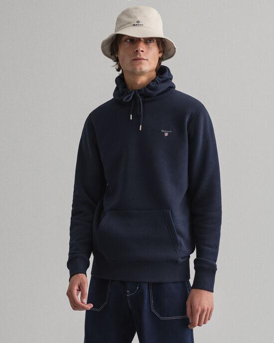 Original hoodie van sweatstof