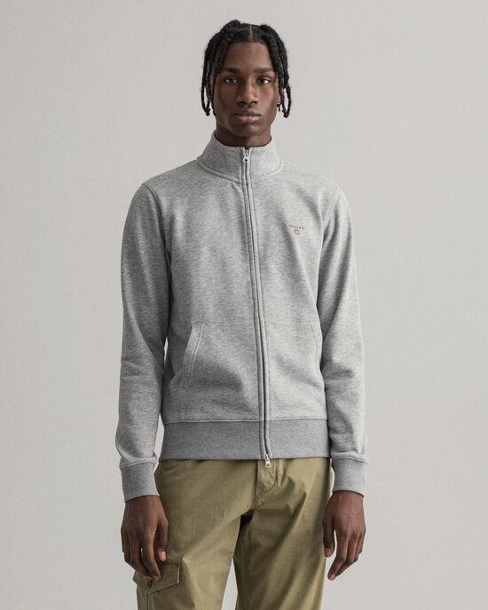 Original vest met rits