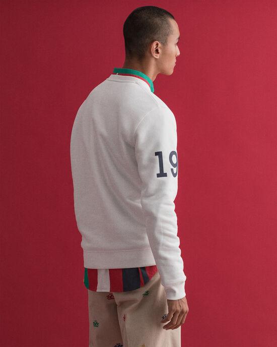 Sweat-shirt ras du cou Nautical