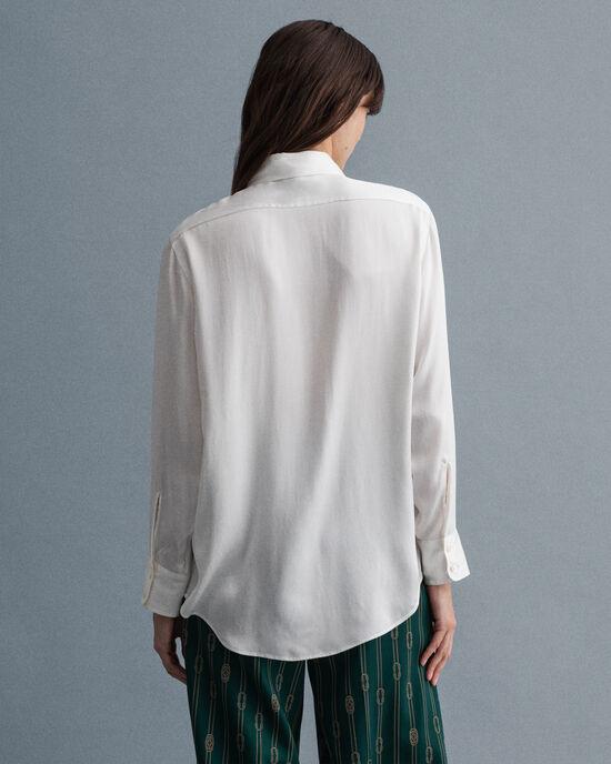 Archive hemd van zijde