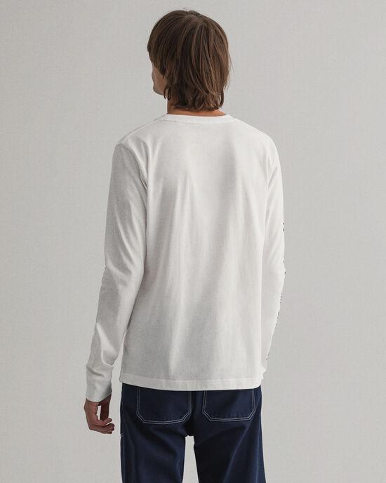 T-shirt à manches longues Nautical