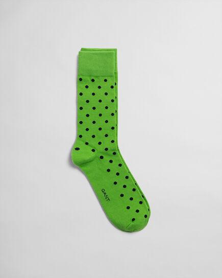 Chaussettes à pois