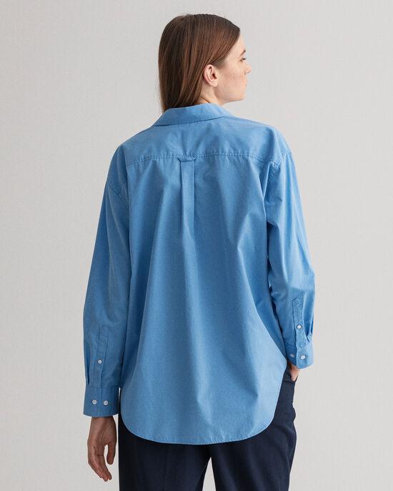 Luxury poplin hemd
