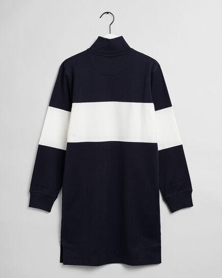 Robe à demi-zip Sporty Shield Teen Girls