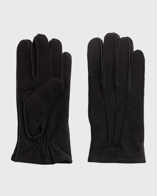 Classic suède handschoenen